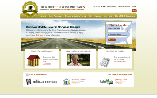Access reversemortgage.org using Hola Unblocker web proxy