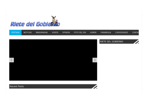Access rietedelgobierno.net using Hola Unblocker web proxy