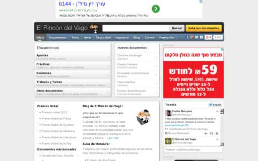 Access rincondelvago.com using Hola Unblocker web proxy
