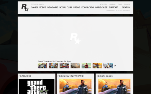 Access rockstargames.com using Hola Unblocker web proxy