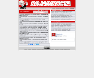 Access rojadirecta.me using Hola Unblocker web proxy