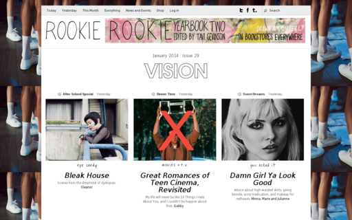 Access rookiemag.com using Hola Unblocker web proxy