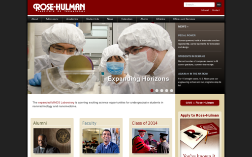 Access rose-hulman.edu using Hola Unblocker web proxy