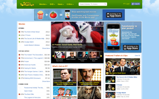 Access rottentomatoes.com using Hola Unblocker web proxy
