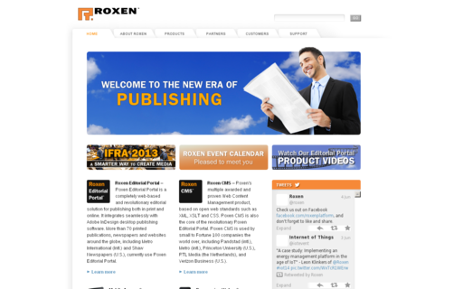 Access roxen.com using Hola Unblocker web proxy