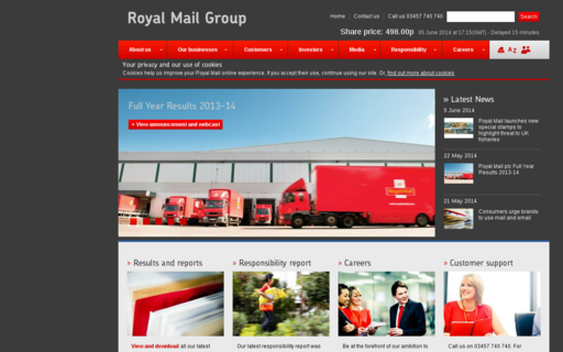 Access royalmailgroup.com using Hola Unblocker web proxy