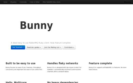 Access rubybunny.info using Hola Unblocker web proxy