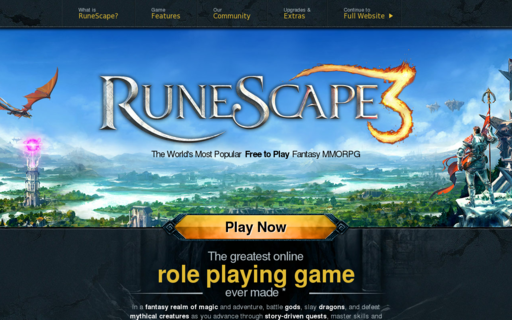 Access runescape.com using Hola Unblocker web proxy