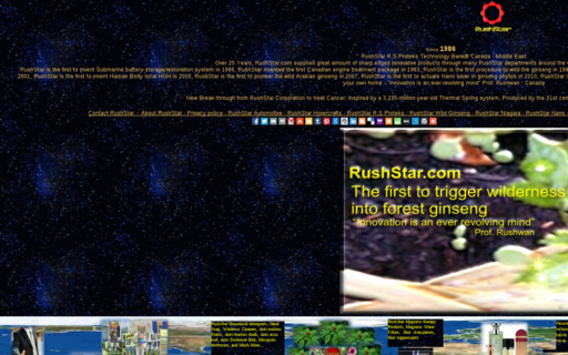Access rushstar.com using Hola Unblocker web proxy