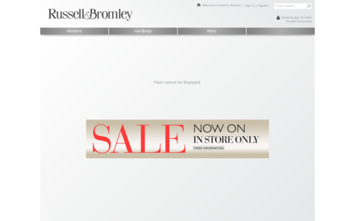 Access russellandbromley.co.uk using Hola Unblocker web proxy