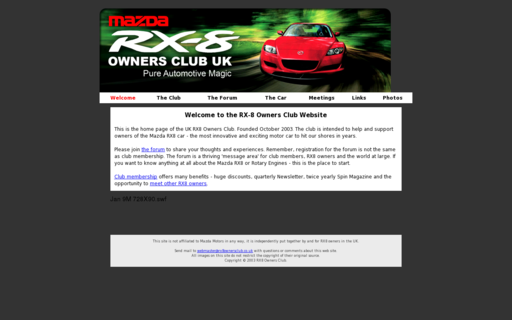 Access rx8ownersclub.co.uk using Hola Unblocker web proxy