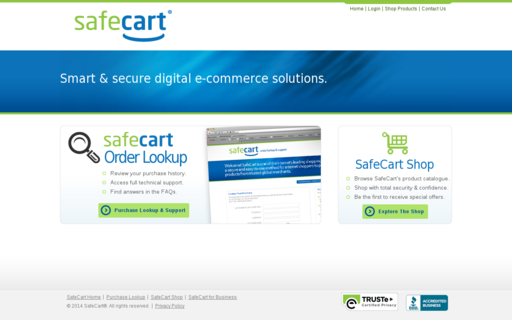 Access safecart.com using Hola Unblocker web proxy