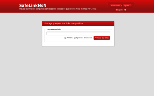 Access safelinknsn.net using Hola Unblocker web proxy