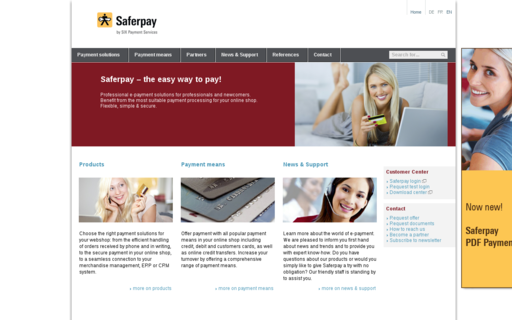 Access saferpay.com using Hola Unblocker web proxy