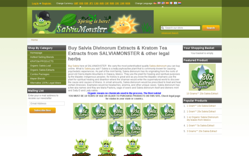 Access salviamonster.com using Hola Unblocker web proxy
