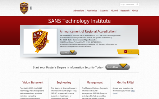 Access sans.edu using Hola Unblocker web proxy