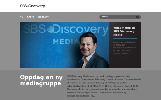 Access sbsdiscovery.no using Hola Unblocker web proxy