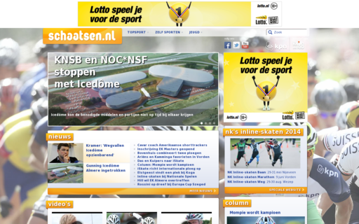 Access schaatsen.nl using Hola Unblocker web proxy