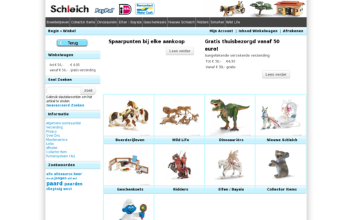 Access schleich-s.nl using Hola Unblocker web proxy