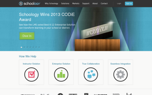 Access schoology.com using Hola Unblocker web proxy