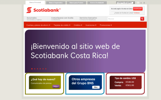 Access scotiabankcr.com using Hola Unblocker web proxy