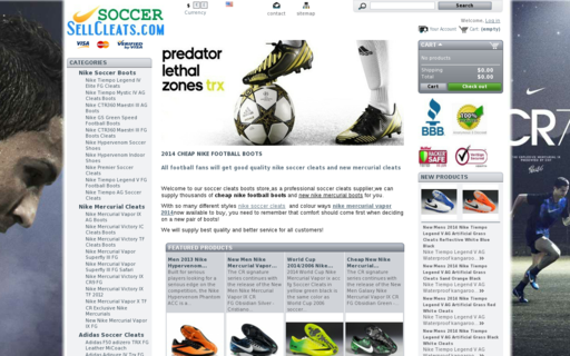 Access sellcleats.com using Hola Unblocker web proxy