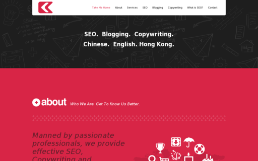 Access seohongkong.hk using Hola Unblocker web proxy