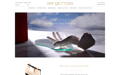 Access sergiorossi.com using Hola Unblocker web proxy