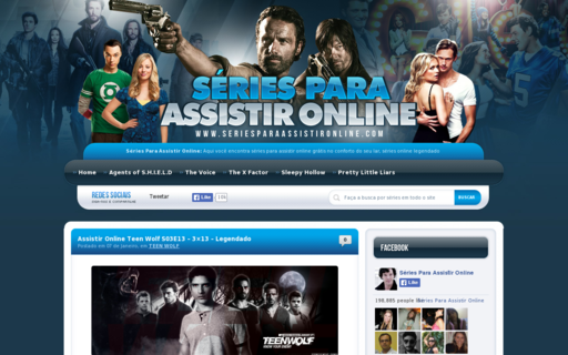 Access seriesparaassistironline.com using Hola Unblocker web proxy