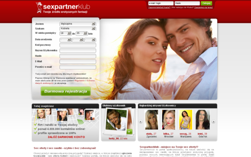 Access sexpartnerklub.pl using Hola Unblocker web proxy