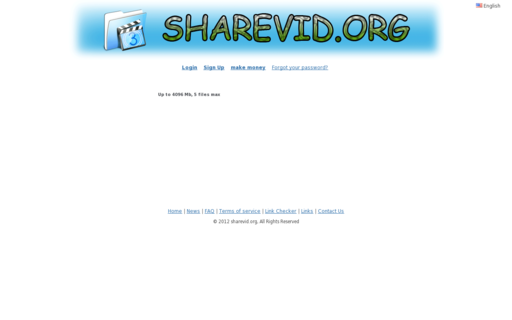Access sharevid.org using Hola Unblocker web proxy