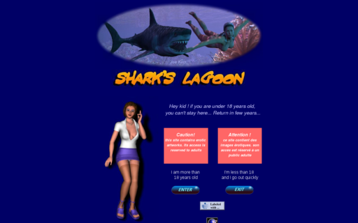 Access sharks-lagoon.fr using Hola Unblocker web proxy