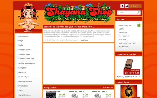 Access shayanashop.com using Hola Unblocker web proxy