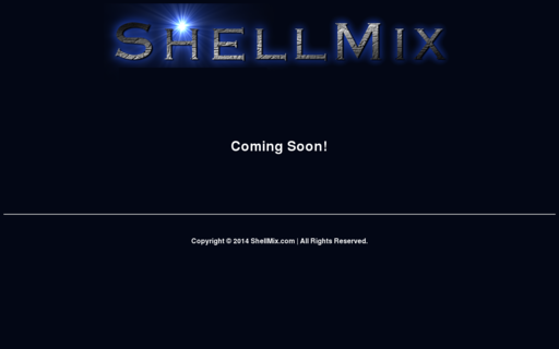Access shellmix.com using Hola Unblocker web proxy