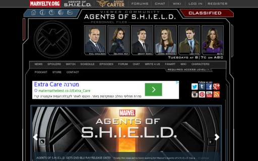 Access shieldtv.net using Hola Unblocker web proxy