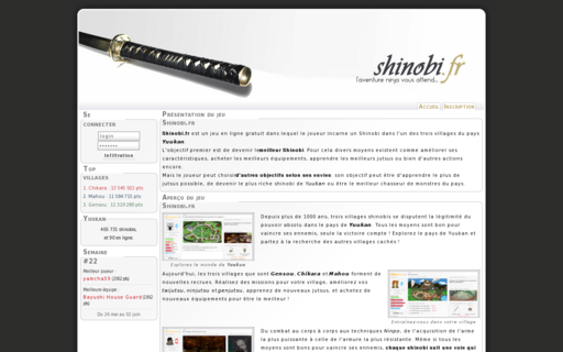 Access shinobi.fr using Hola Unblocker web proxy