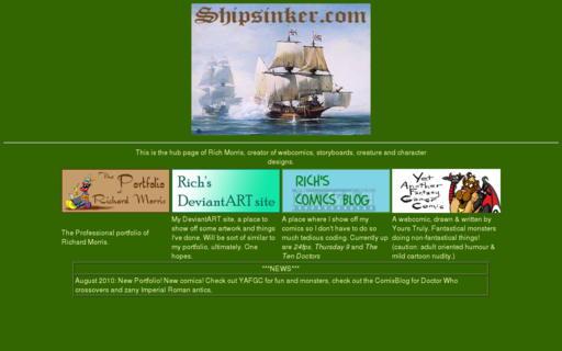 Access shipsinker.com using Hola Unblocker web proxy