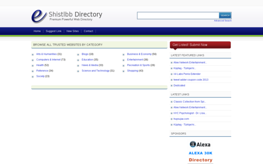 Access shistlbb.com using Hola Unblocker web proxy