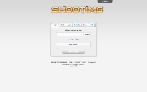 Access shootimg.biz using Hola Unblocker web proxy