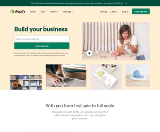 Access shopify.com using Hola Unblocker web proxy