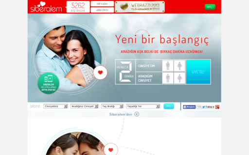 Access siberalem.com using Hola Unblocker web proxy