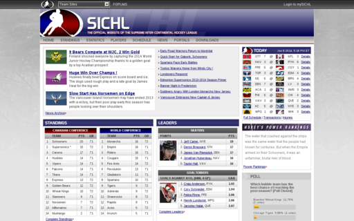Access sichl.com using Hola Unblocker web proxy