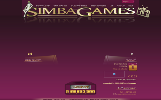 Access simbagames.com using Hola Unblocker web proxy