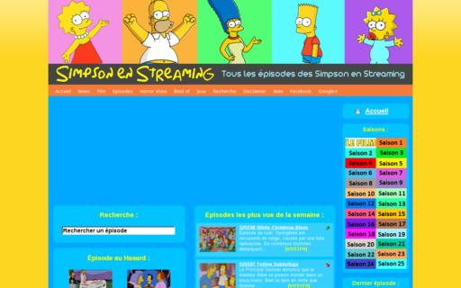 Access simpson-en-streaming.tv using Hola Unblocker web proxy
