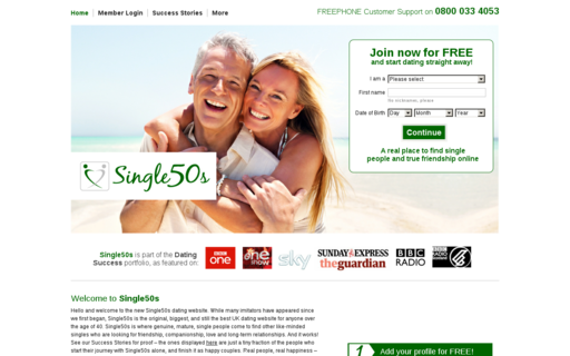 Access single50s.co.uk using Hola Unblocker web proxy