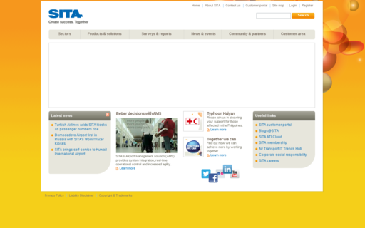 Access sita.aero using Hola Unblocker web proxy