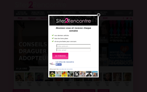 Access sites2rencontre.fr using Hola Unblocker web proxy