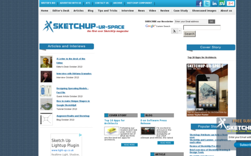 Access sketchup-ur-space.com using Hola Unblocker web proxy