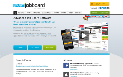 Access smartjobboard.com using Hola Unblocker web proxy