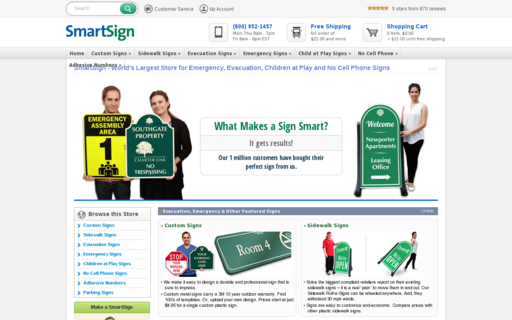 Access smartsign.com using Hola Unblocker web proxy